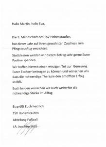 TSV Hohenstaufen